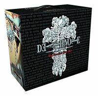 Death Note The Complete Collection Books Box Set Vol 1-13 Tsugumi Obata Takeshi