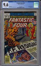 Fantastic Four #191 CGC 9.6 NM+ Wp Marvel Comics 1978 George Perez Cover & Art