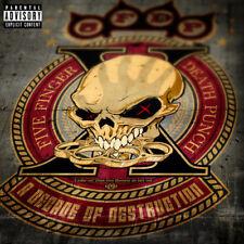 Five Finger Death Pu - A Decade Of Destruction [New CD] Explicit, Explicit