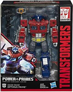 Transformers Leader Power of Optimus Prime **FANTASTIC FIGURE** **FREE POST**