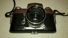 Miranda Sensorex II 35mm Film Vintage Camera With Case