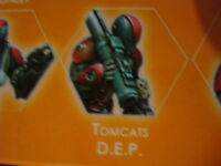 Infinity Tomcats D.E.P. Nomads metal new