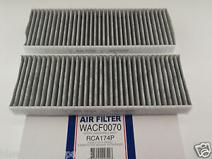NISSAN PATHFINDER CABIN / POLLEN AIR FILTER SUITS R51 SERIES PETROL AND DIESEL