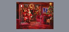 JERSEY 2016 Kerstmis christmas  weihnachten Noell blok-m/s  postfris/mnh
