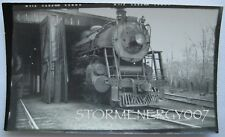 Bedford, MA Railroad Locomotive Engine House 1953 Massachusetts contact photo