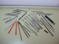 Konvolut Uhrmacherwerkzeug, Schraubendreher, Ölgeber, Klingen, etc., Swiss Made