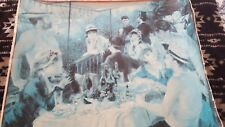 Oil Painting repro Pierre Auguste Renoir Luncheon of the Boating Party 1967 WOW