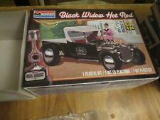 Monogram – 1/24 Scale Black Widow Hot Rod Model Kit