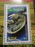 FRANCE 2004 timbre 3651, REGIONS, LES HUITRES, neuf**, VF MNH STAMP