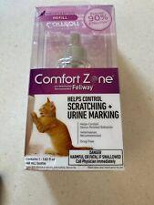 Comfort Zone Feliway Diffuser Refill Cat Calming