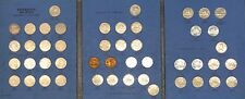 Canadian Nickel Collection - Includes Rare 1925 & 1926 Far 6 Variety in Whitman