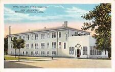 PARIS, Tennessee   HOTEL HOLLAND-(NOW BENJAMIN FRANKLIN HOTEL)  c1920's Postcard