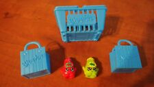Brand New Shopkins Season 1 Tommy Ketchup 1 015 1 024 Red Green Plus Bags
