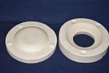 "Vintage Ceramic Pottery Slip Casting Mold - 6 3/4"" Smooth Bowl"