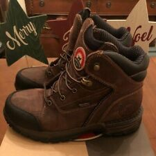 Red Wing woman lace up Work Boot 7 1/2