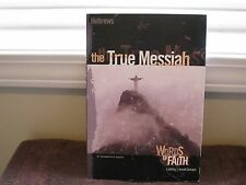 """Hebrews """" The True Messiah """" Study Guide For Small Groups 2012 Paperback"""