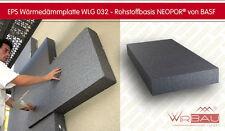 Vollwärmeschutz Graphit Dämmplatten  EPS 032 / 60mm Fassadendämmung