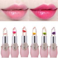 Flower Lipstick Color Jelly Transparent Magic Changing Lip Temperature Change KP