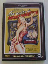 DVD LES NUITS DE MONTMARTRE- Jean Marc THIBAULT / Louis SEIGNER