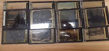 Lot of 12 Vintage Glass Slides Chicago Projecting Company  011720DBT4