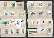 Ungeprüfte Briefmarken der DDR (1981-1990) als Spezialsammlung