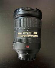 Nikon AF-S DX NIKKOR 18-200mm f/3.5-5.6 G ED VR Lens