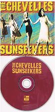 The Chevelles ‎– Sunseekers CD 2001