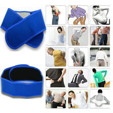 New Tourmaline Self Heating Magnetic Therapy Backache Support Belt Protec uops