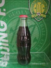 rare china Coca coke Cola Embossed glass bottle 200ml empty