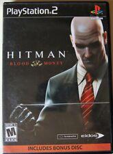 Hitman: Blood Money (Sony PlayStation 2, 2004)