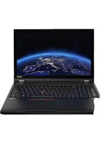 NEW WAR 03/24 Lenovo ThinkPad P53 15.6 512GBSSD Intel 2.60 GHz 32GB Laptop - BLK