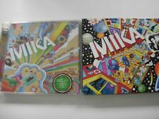 MIKA Life in Cartoon Motion & Boy who knew too much & Live (Relax) 3 CD Set