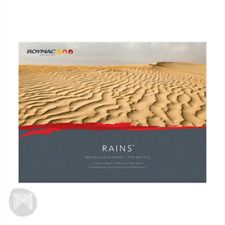 Rains Watercolour Paper 300gsm 230 x 305mm 12 Sheets WP2330