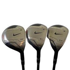 Nike T60 5-19* 7-21* 9-23* Fairway Wood Set Reg Flex Ignite Fujikura RH