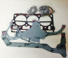 MAHINDRA TRACTOR COMPLETE GASKET SET W/ HEAD GASKET 3 CYL OLD -0083 and -0915