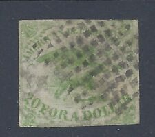 USA  AMERICAN  LETTER MAIL CO. 5c  SMALL EAGLE REPRINT (?)  IN GREEN,  USED