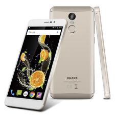 3GB+32GB 4000mAh 5.5'' Uhans Note 4 4G Android 7.0 Smartphone 13MP Sbloccato OTG