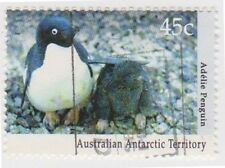 Penguins Australian Antarctic Stamps