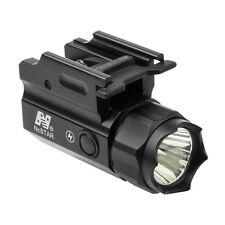 NcStar ACQPTF Compact 3W 150 Lumen CREE LED Flashlight w/QR Mount & Strobe