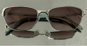 TIFFANY Sunglasses with Bespoke Opthalmic Frame, Small Face/Teen, Brown Lenses