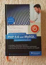 Handbuch PHP 5.6 und MySQL professionelle Programmierung *TOP, guter Zustand*