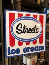 Streets Ice Cream Repro Alucabond Sign