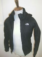 NORTH FACE HYVENT JACKET SIZE LADIES X SMALL 6-8 BLACK