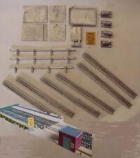 P&D Marsh N Gauge N Scale M11s Gantry Crane Track starter pack kit needs paintin