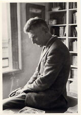 Samuel Beckett Paris 1964•Irish dramatist Poet*Waiting for Godot*Photo POSTCARD
