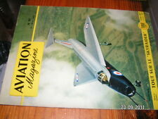 Aviation Magazine n°93 Skyraider Fokker S-14