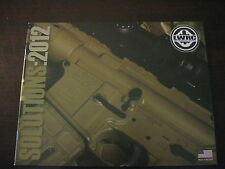 LWRC International Product Catalog Booklet / 2012  New / 21 Pages / Guns, Rifles