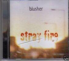 (808M) Blusher, Stray Fire - 2000 CD