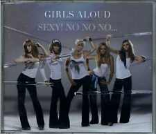 GIRLS ALOUD - SEXY! NO NO NO / SOMETHING KINDA OOOOH (LIVE) 2007 EU CD1 SINGLE