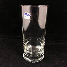 Krosno ACC Crystal Highball Glass Design High Quality Poland